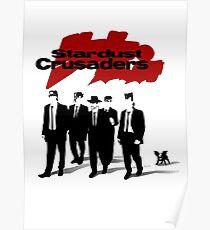 Jojo Reservoir Dogs Poster