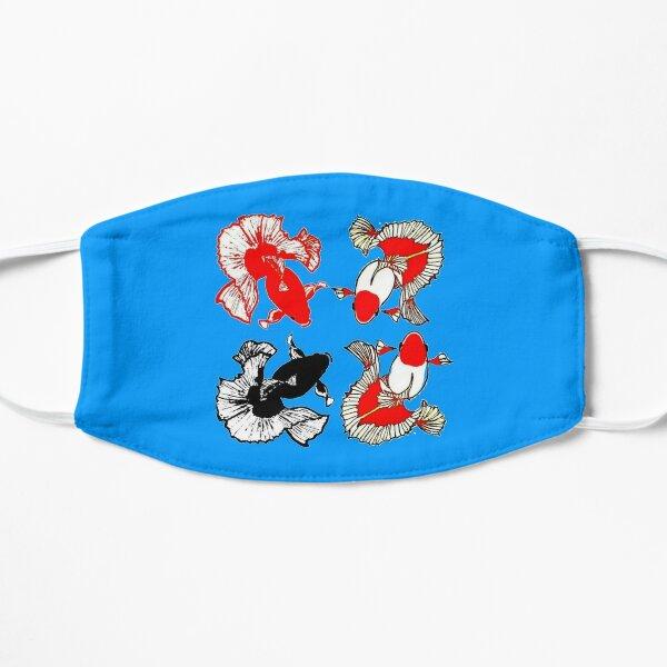 Tosakin Goldfish Flat Mask