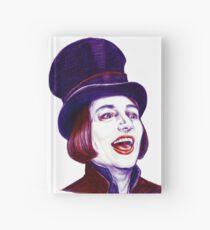 Wonka by Indigo East Hardcover Journal