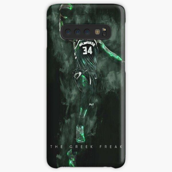 Giannis Antetokounmpo Samsung Galaxy Snap Case