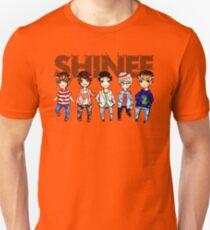 Camiseta unisex Shinee