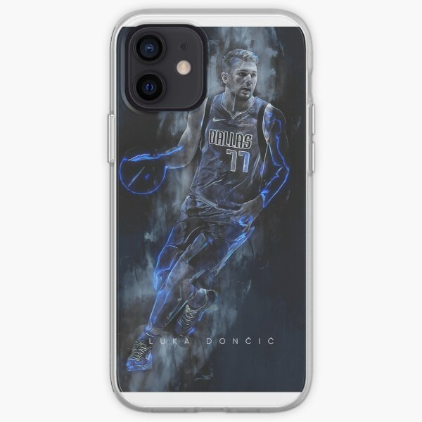 Luka Dončić iPhone Soft Case