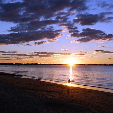 Beam Me Up Sunset by Gotcha29