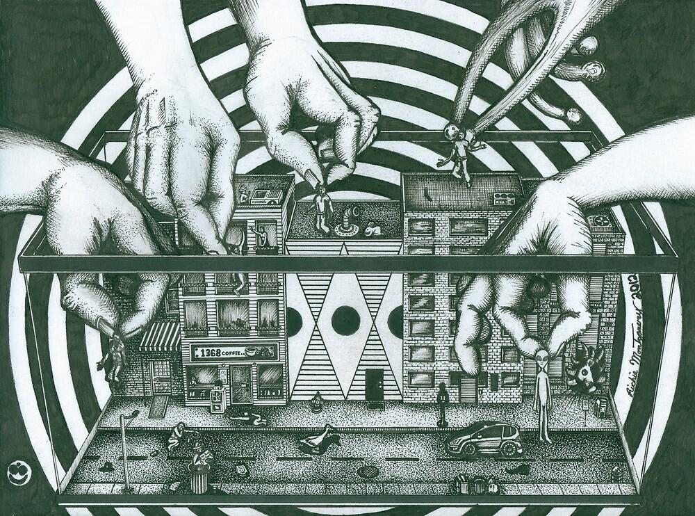 Manipulation  by Richie Montgomery