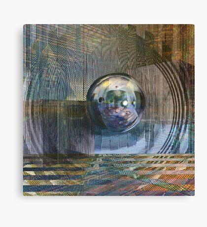 Blink Of An Eye - Variation #2 Canvas Print
