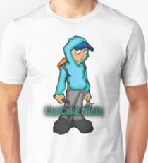 hooded Ninja Unisex T-Shirt