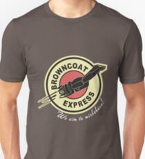 Browncoat Express Unisex T-Shirt