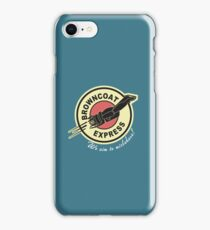 Browncoat Express iPhone Case/Skin
