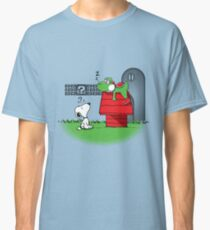 Wrong Doghouse Classic T-Shirt