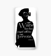 Wars Have Been Waged with Less Fervour Samsung Galaxy Case/Skin