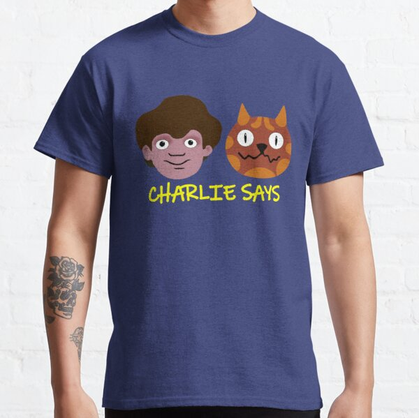 Charlie says Indie, Retro, The Prodigy retro Classic T-Shirt