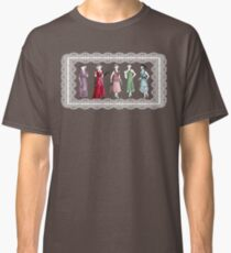 Downton Inspired Fashion Classic T-Shirt