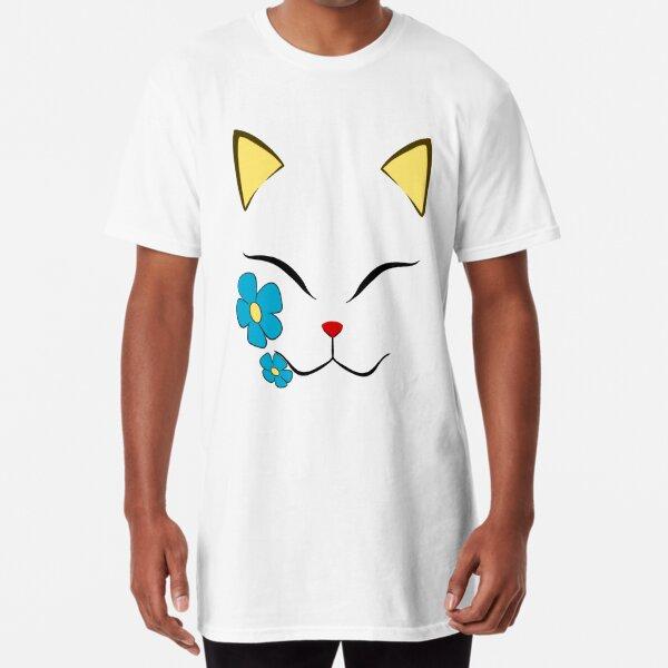 Makomo's Kitsune Mask Long T-Shirt