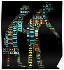 The Elderly Poster