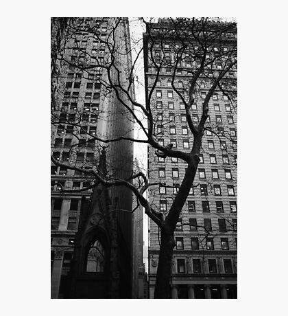 Remnant New York City Photographic Print