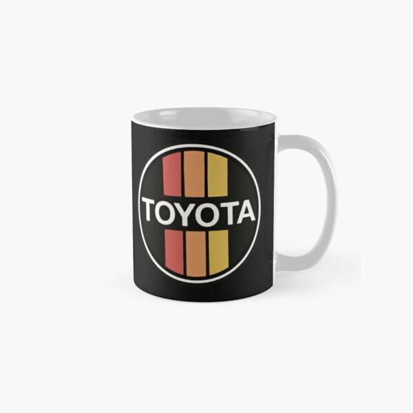 Vintage 70's TOYOTA cars Japan Classic Mug