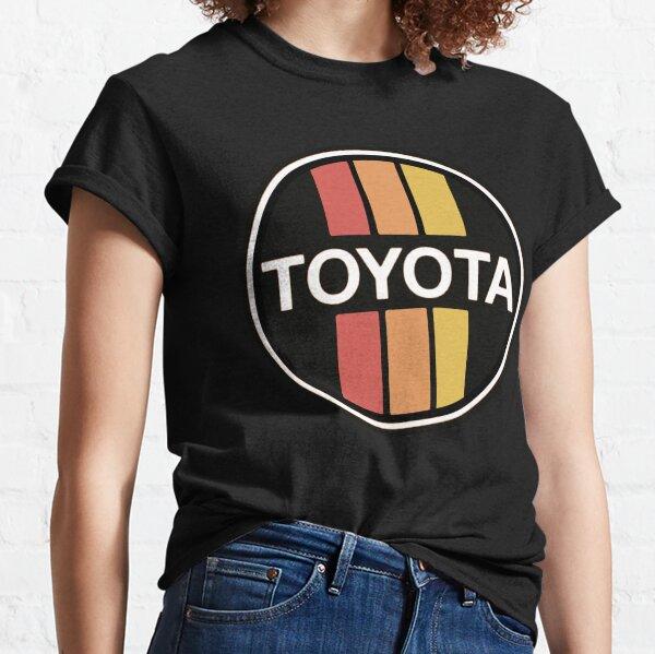Vintage 70's TOYOTA cars Japan Classic T-Shirt