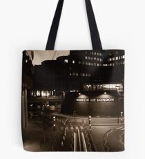 Bustling London Tote Bag