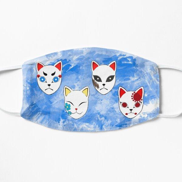 KnY - Kitsune Masks Flat Mask