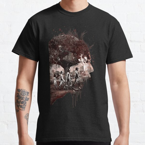 The Walking Dead Game Definitive Edition Logo Classic T-Shirt