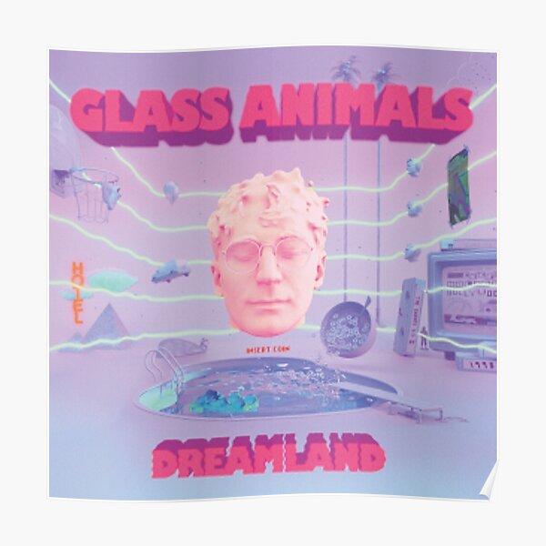 Glass Animals Dreamland Poster