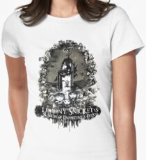 A Series of Unfortunate Events Women's Fitted T-Shirt