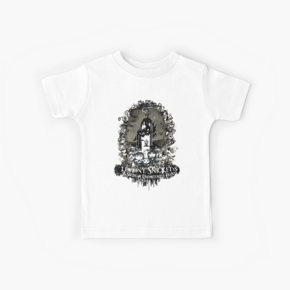 A Series of Unfortunate Events Kids T-Shirt