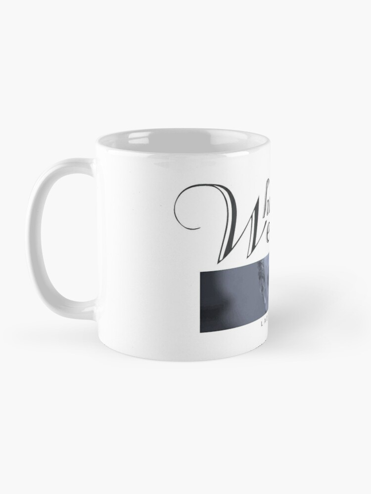 Alternate view of Downton Abbey, Violet, What is a weekend? Mug