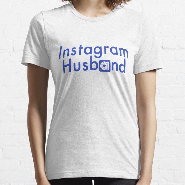 Instagram Husband 2 Essential T-Shirt