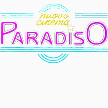 Nuovo Cinema Paradiso by ryderchasin