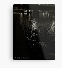 Vistula River at the Wawel Hill (Cracow). Poland. Metal Print