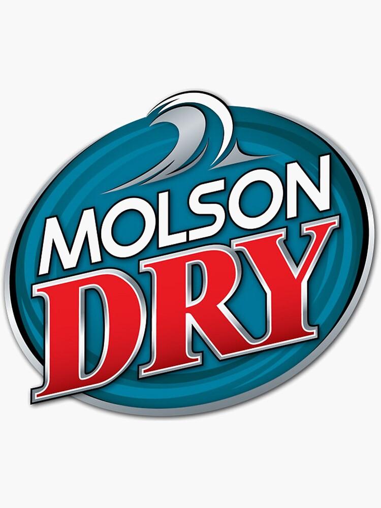 Molson Dry by JoeKiller