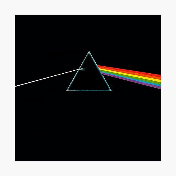 Pink Floyd, le côté obscur de la lune Impression photo