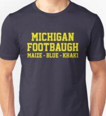 Michigan Footbaugh Slim Fit T-Shirt
