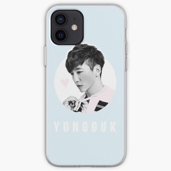 yongguk version 3 iPhone Soft Case