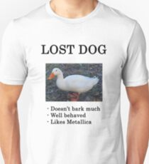 Lost Dog / Duck T-Shirt