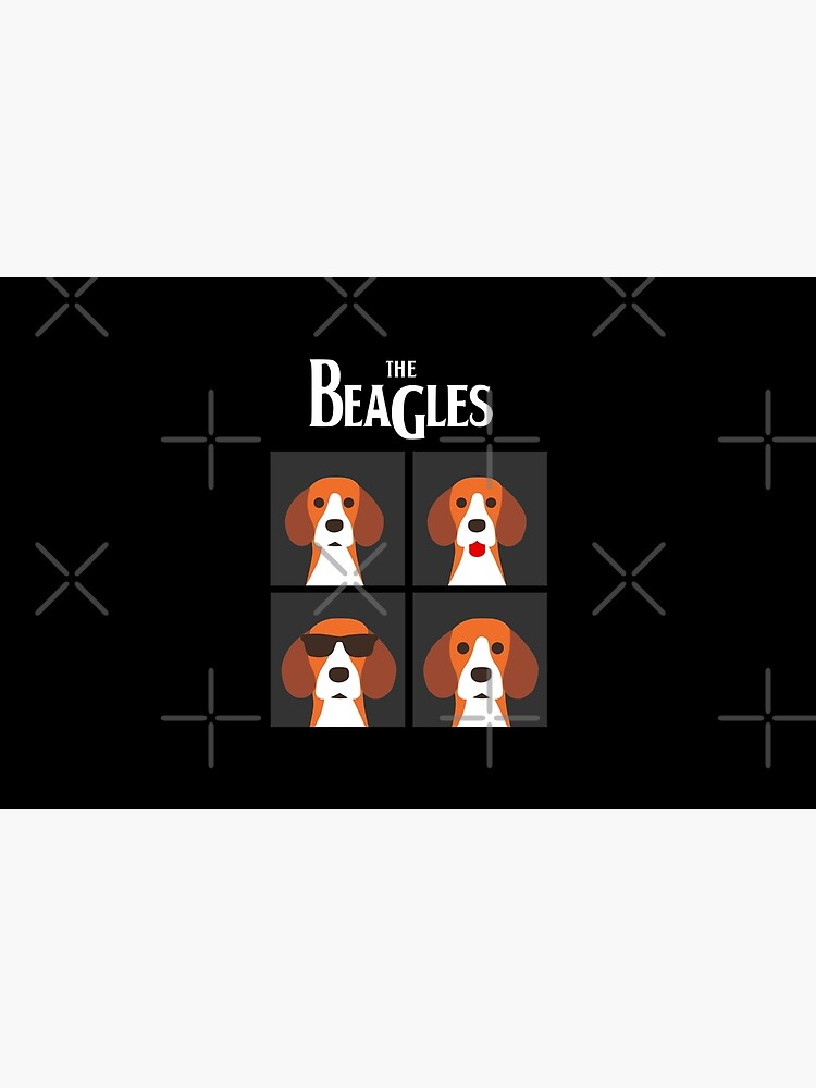 the beagles black by TanyaHayes