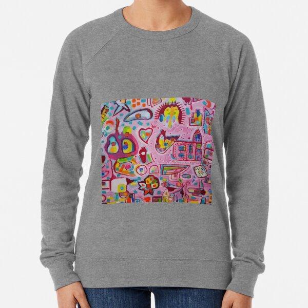 Bohdi Taylor Original Artwork! Lightweight Sweatshirt