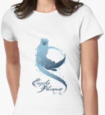 Expecto Patronum! (Otter) Women's Fitted T-Shirt