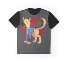 Vault Dog Graphic T-Shirt