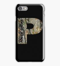 Powerstroke Camo iPhone Case/Skin