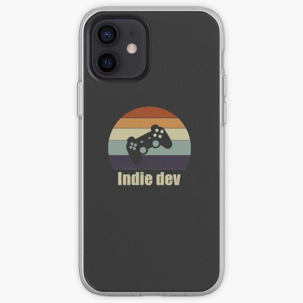 Indie Dev Vintage iPhone Soft Case