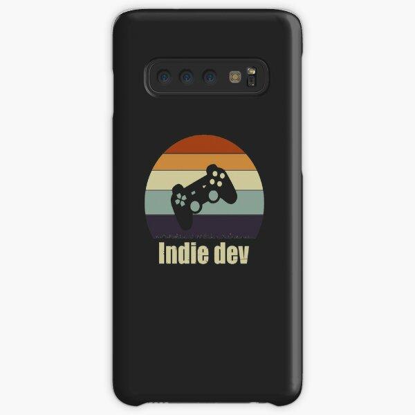 Indie Dev Vintage Samsung Galaxy Snap Case