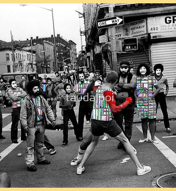 Street Fight by taudalpoi