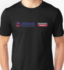 Allison Duramax vintage look T-Shirt