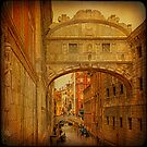 Venice... Bridge of Sighs. by egold