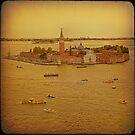 Venice... San Giorgio Maggiore. by egold