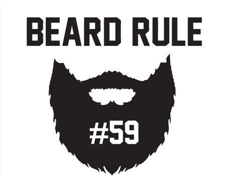 Beard Rule #59 - Real Dads Have Beards\