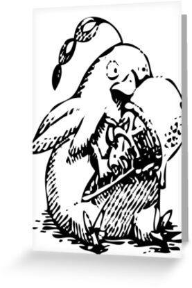 Ni No Kuni: Penguin Familiar by Taylor Bray