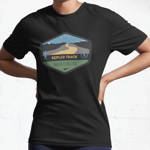 Kepler Track New Zealand Great Walk Active T-Shirt